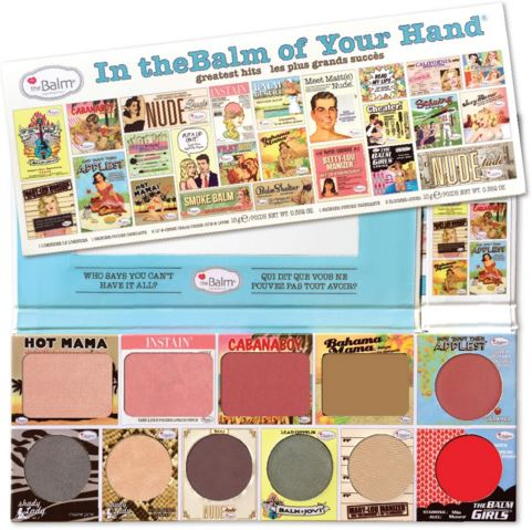 �ٻ�Ҿ���1 �ͧ�Թ��� : **�������**The Balm In theBalm of Your Hand ���ŷ�ش�躷���Ǻ������ Best seller �ͧ theBalm ���㹾��ŷ���� ��Сͺ����������� ��Ѫ�͹ ���ŷ� ��͹���� ����Իʵԡ��������������¡ѹ ����������ҧ�������Ѻ��þ��� �������س����¤ú�ٵ�㹾��ŷ����