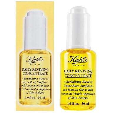 รูปภาพที่1 ของสินค้า : **พร้อมส่ง**Kiehl's Daily Reviving Concentrate 30 ml. ทรีทเมนต์เนื้อบางเบา ให้ผิวสดชื่นสดใสหน้าไม่หมองตลอดวัน ซึมซาบไว เพื่อผิวแลดูมีสุขภาพดี สดชื่น และเรียบเนียนตลอดวัน ไม่ก่อให้เกิดสิวและไม่อุดตันรูขุมขน