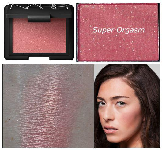 **พร้อมส่ง**NARS Blush Powder #Super Orgasm