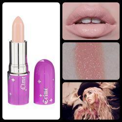 **พร้อมส่ง**LIME CRIME Opaque Lipstick#Coquette 3.5g.(ขนาดปกติ) สีนู้ดเนื้อซีดๆ แต่ทาแล้วสวยเซ็กซี่ โดดเด่นสะกดทุกสายตา ลิปสติกเก๋ๆสุดฮิต สีจัด ชัดเจน บอกลาความจืดจางด้วยโทนสีที่แปลกแหวกแนวไม่ซ้ำใคร เนื้อสัมผัสเบาสบาย จุดเด่นที่เม็ดสีที่ชัดเจนเข